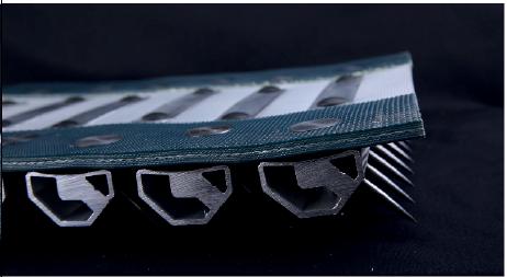 Aluminyum Çıtalı Balya Açıcı