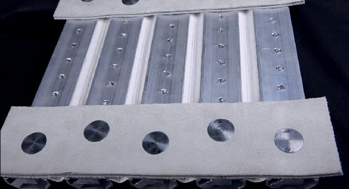 Alüminyum Çıtalı Fitilli Balya Açıcı Hasır