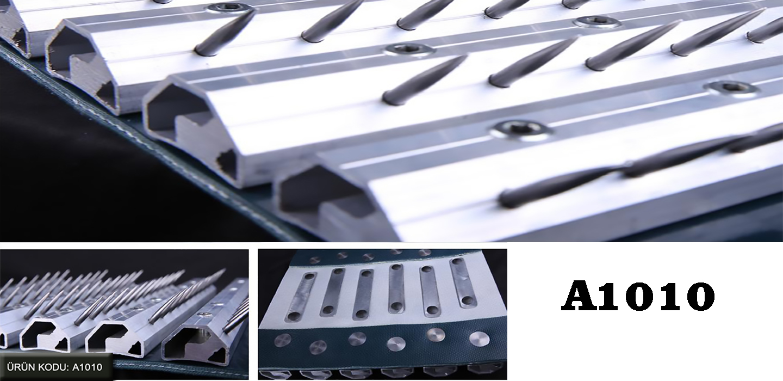aluminyum çıtalı hasır